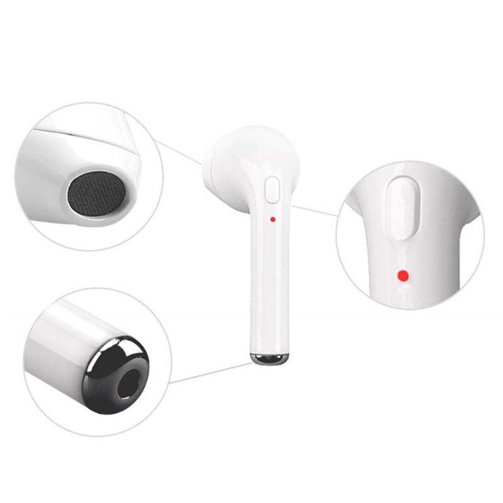 Hot Sale Double Ear Mini Bluetooth In-Ear Earbuds Wireless In-Ear Earpiece Pods For Apple Iphone Android