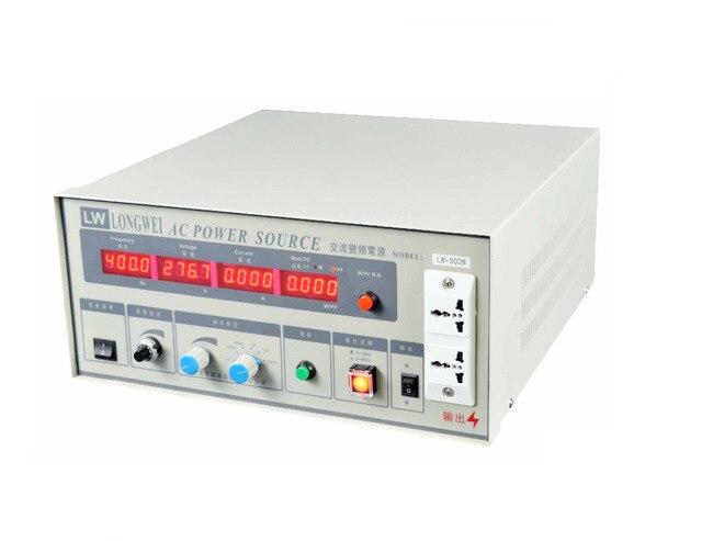 LW-500W Inverter 500W AC Power Source