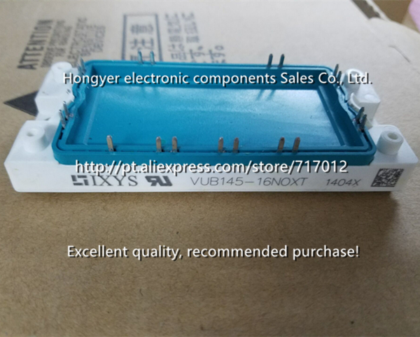 Free Shipping VUB145-16NO1(VUB145-16N01) New products(Good quality)IGBT Module:145A-1600V Can directly buy or contact the seller