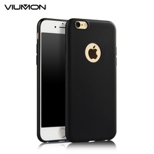 VIUMON Slim Soft Silicon Back Shell Case for iPhone 5s 5 6s 6 7 Plus SE Phone Accessories for iPhone 7 Case 4.7 / 5.5 inch