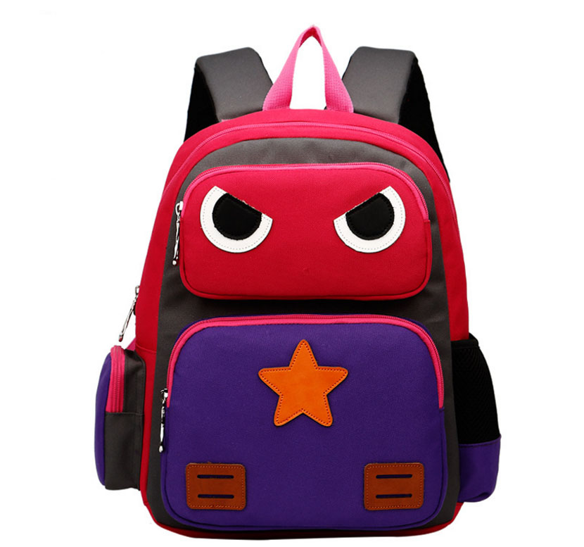 Kids School Bags 3D Cartoon Children School Backpacks Boys and Girls Book Bags New Cute Robot Toddler Kids Bags new children cartoon bags cute elephant mini handbag for girls boys pure cotton animals kids baby bags handmade a limited