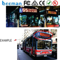 Leeman двухсторонний 3 Г управления такси верхний светодиодный рекламный щит дисплей знак крыше автомобиля, лайт-бокс