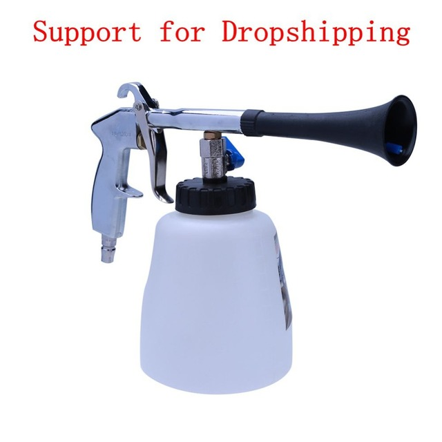 VODOOL Car Cleaner Accessories High Pressure Pneumatic Car Interior Engine Cleaning Gun Washer Foam Gun Car Wash Cleaner Tool