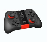 Wireless USB Rechargeable Bluetooth Game Controller Gamepad Joypad Joystick for Android TV Box/ PC Games