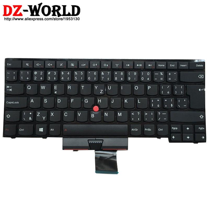 New Original For Thinkpad S430 E330 E335 E430 E430C E435 E445 E530 E535 Czech Keyboard Teclado 04Y0161 0C01560 04Y0198 04W2565