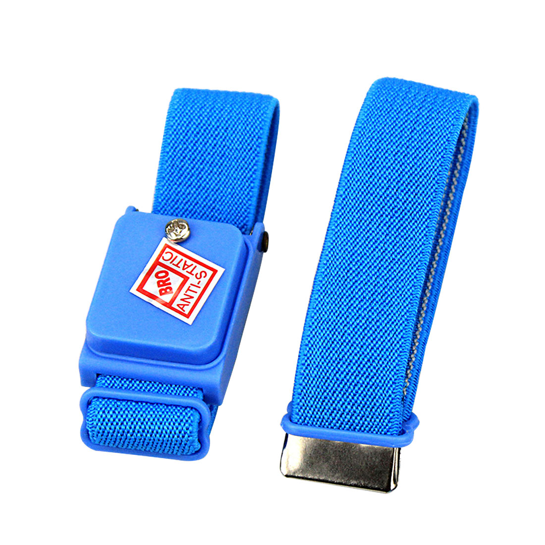 Hand Tool ESD Anti Static Cordless Wrist Strap Elastic Band For Sensitive Electronics Repair Tools