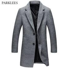 Popular Wool Single Breasted Pea Coat-Buy Cheap Wool Single ...