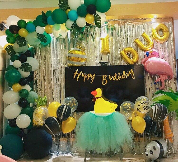 Pearl Green Latex Balloon Inflatable Wedding Decorations ...
