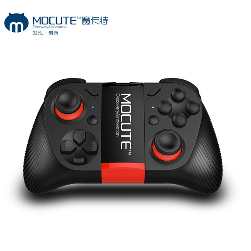 MOCUTE 050 Drahtlose Mini Gamepad Bluetooth 3,0 Game Controller Joystick Gamepad Für Android/iSO Handys Android Smartphone TV BOX