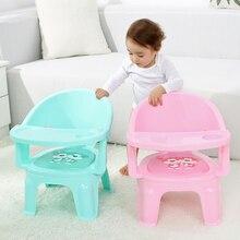 Детский обеденный стул называется стул с тарелкой лоток Детские ест стол дети стул стол назад детские пластиковые