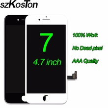 Quality Original SZKOSTON LCD Display For iPhone 7 6 6S 6s plus LCD Screen Display Touch Screen Digitizer Assembly Replacement