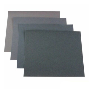 Image 2 - Stone Sandpaper Silicon Carbide Wet And Dry 400 600 800 1000 1200 grit Waterproof Polishing Wood Varnish Useful