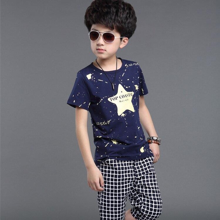 tienda online nios de moda de verano ropa para nios de algodn de manga corta camiseta hombres chico virgen grande camiseta del muchacho del envo