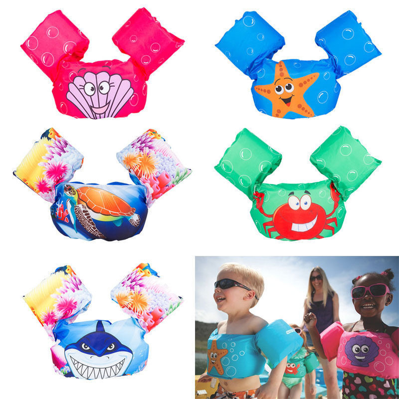 Baby Inflatable Arm Floating Children Sleeves Swim Ring Armlets Swim Circle Tube Ring Kid Swim Trainer Swimming Pool Accessories