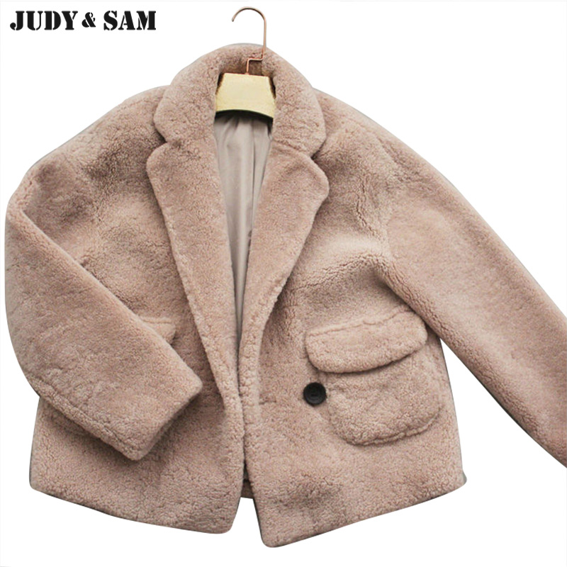 2016 D'hiver Haute Long Peau Véritable Gratuite Mouton Manteau Pink Fourrure De Sand Livraison Mode grey Court D'agneau Qualité En rYY7xwfqO