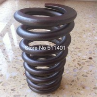 titanium coil spring for bike shock ,Gr5 Titanium Spring 22coils,Length: 369mm Outer Diameter: 29.3mm Inner Diameter: 20.2