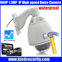 Freeship 2016 20X Optical Zoom High Speed Dome Full HD960P Auto Tracking high speed PTZ IP