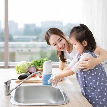 Xiaomi xiaoji Auto Induzione Schiuma di Lavaggio A Mano di Lavaggio Dispenser di Sapone Automatico di 0.25 s di induzione A Infrarossi Per Il Bambino e La Famiglia