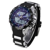 Yeni tasarımlar ve yüksek kalite Erkekler Askeri Saatler Spor Saatler Silikon Moda saatler Saat Erkek Toptan relojes hombre