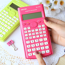 New Arrive 12 Digit Scientific Calculator Colorful Students Proffesional Scientific Calculator