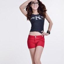 Aliexpress горячая стиль Sexy Гарун Показать тонкие ковбой большой ярдов 17 цвет шорты отдых летом носить шорты