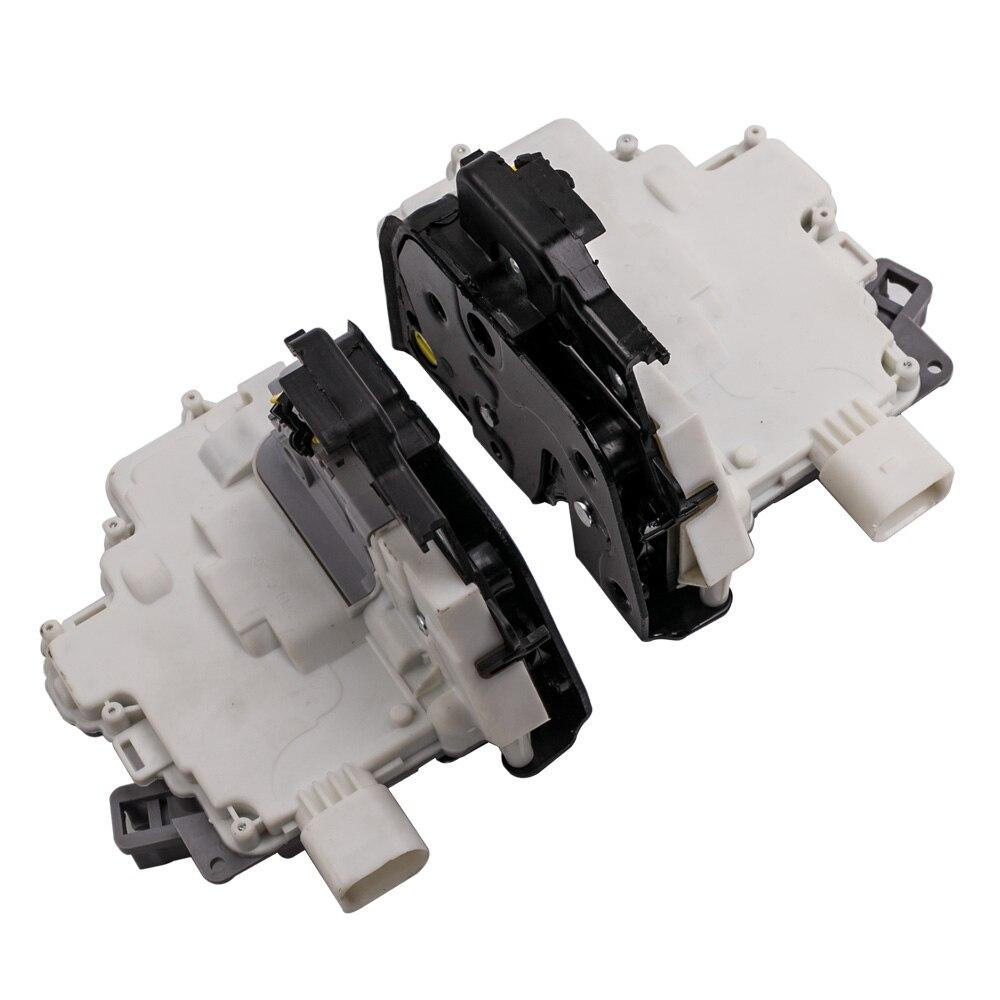 2 pcs Rear Pair Door Lock Actuator For AUDI A3/S3 A6 C6 A8 S8 4F0839015 4F0839016 цена