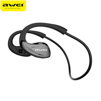 Awei A880BL Wireless Bluetooth V4 1 APT X Sport Earphones Super Bass Stereo Headphones With Microphone