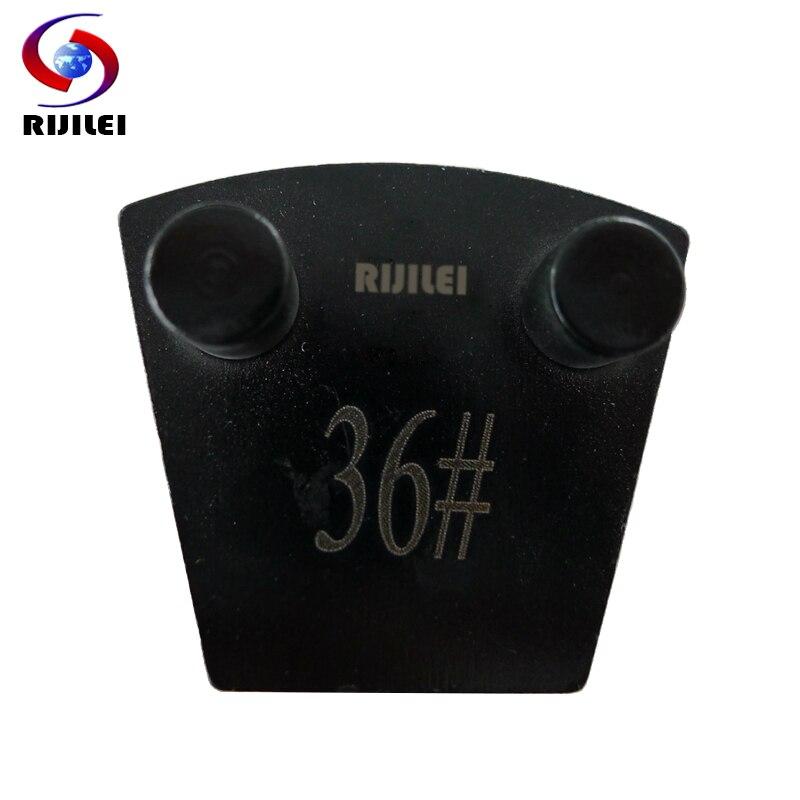 RIJILEI 30 PCS Trapézový kovový diamantový kotouč pro broušení - Elektrické nářadí - Fotografie 3
