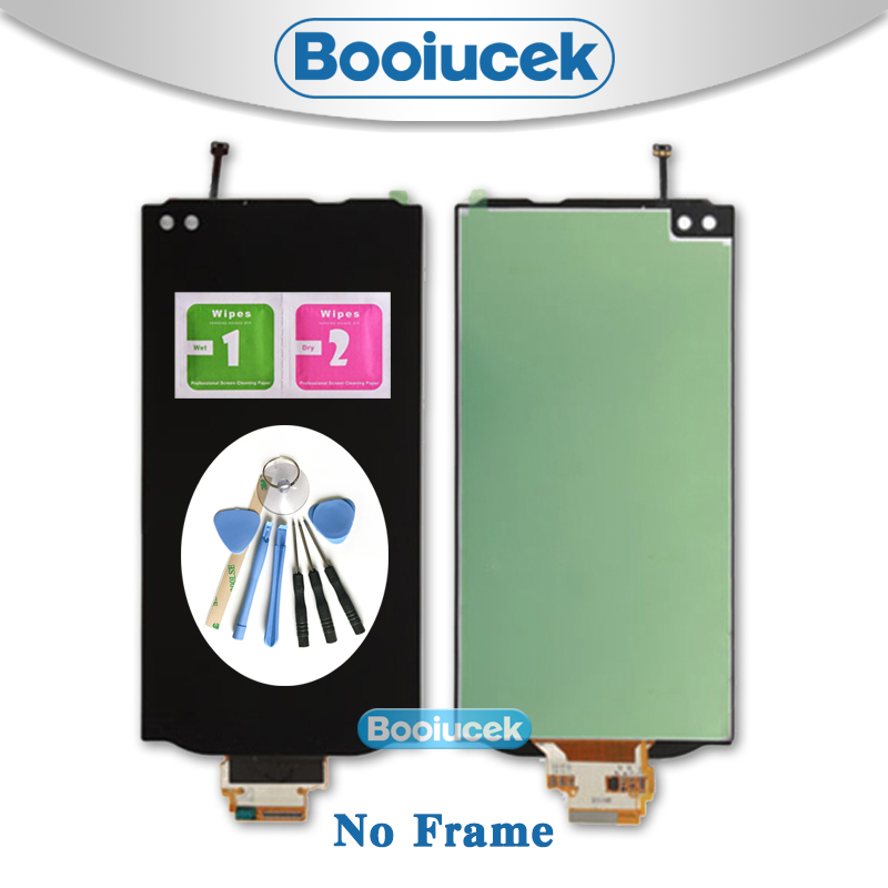 High Quality 5.7'' For <font><b>LG</b></font> <font><b>V10</b></font> H960 H900 VS990 LCD <font><b>Display</b></font> Screen With Touch Screen Digitizer Assembly + Tool image