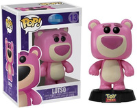 Funko pop Toy Story Lotso Bear 10cm Vinyl Dolls Action Figure Collection Model Toys