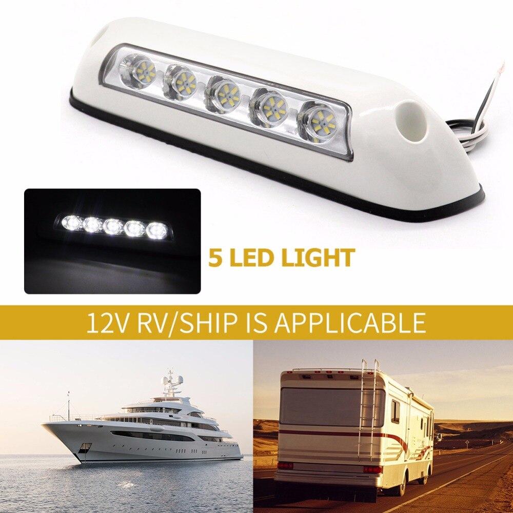 12V LED Awning Annex Lights Waterproof Light Bar For RV Van Camper Trailer Heavy Duty Off Road Caravan Interior Wall Lamps