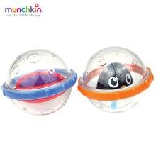 Игрушка для ванны Munchkin Пузыри-поплавки  пингвин 2 шт.3+