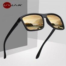 UVLAIK Men Polarized Sunglasses Mens Brand Vintage Driving Movement Sun Glasses  Men Driver Safety Protect UV400 40bee1804d