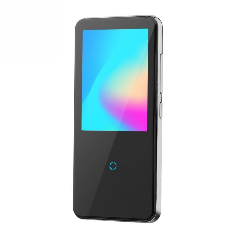 Hifi-player 8g 2,4 Zoll Schwarz Tragbare Wireless Bluetooth 4,1 Hifi Verlustfreie Mp3 Musik-player Mit Touchscreen Mit Traditionellen Methoden Unterhaltungselektronik