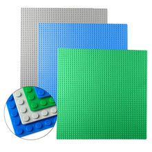 Minecrafted 32 32 Dots Base plate General DIY Building Blocks Base Plate For Children Toys Compatible
