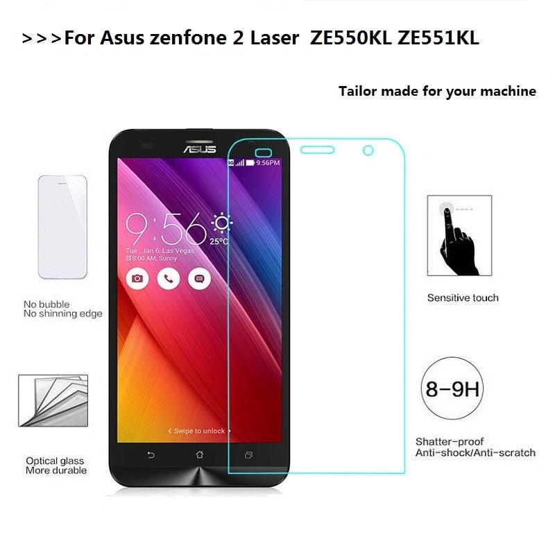 For Asus 2 Laser Ze550kl Z00ld Tempered Glass For Asus