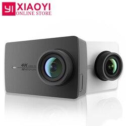 Xiaomi YI 4K Action Camera Xiaoyi Wifi Sports Camera Ambarella A9SE 2.19