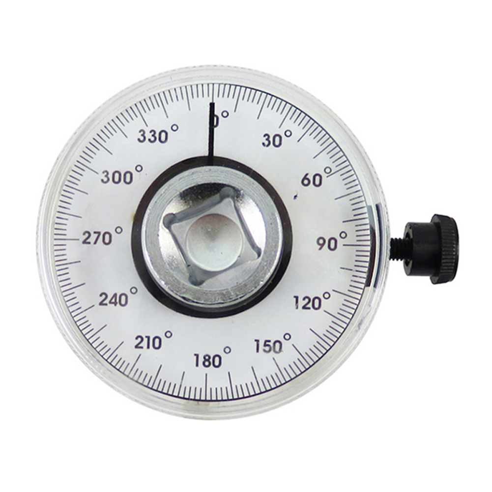 1 2 Inch Adjustable Drive Torque Angle Gauge Meter Wrench Auto Car Repair Tool