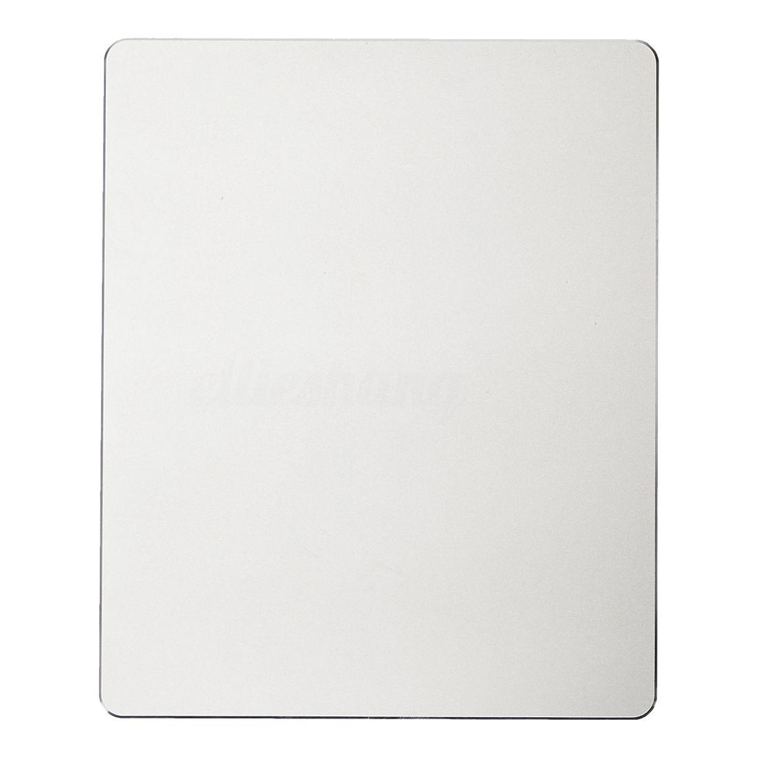 Алюминий сплава площадку Мышь коврик игровой коврик Мышь Мыши для ноутбуков настольных ПК ...