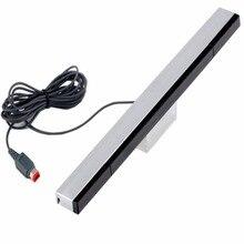 EastVita аксессуары для игр Проводной инфракрасный сигнал ИК луч сенсор бар/приемник для Mund для wii пульт дистанционного управления игровая консоль 30