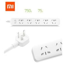 Xiaomi – barre dalimentation intelligente Mi avec 5 prises de courant, prise Standard AU, PU pour maison intelligente, livraison gratuite