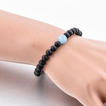 Bracelet Larimar Homme