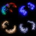 LED Luces de la Secuencia de 4 Colores Luces Solares Cadena Grande Starfish En Forma de Cubiertas Al Aire Libre 2017 100% A Estrenar y!