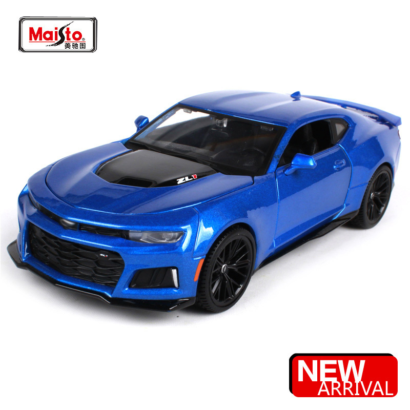 Aliexpress.com : Buy Maisto 1:24 2017 Chevrolet Camaro ZL1