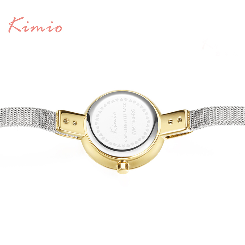 KIMIO Simple Ladies Watch Әйелдер баспайтын - Әйелдер сағаттары - фото 6