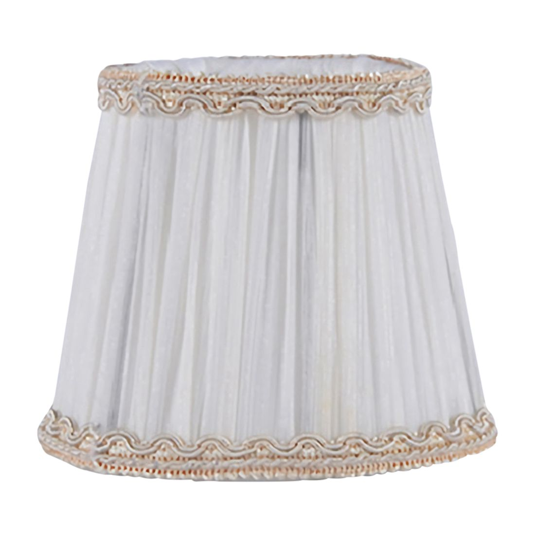 Chiffon lampshade candle crystal chandelier lamp Clip type lamp holder lamp Head Light Lamp cover in Lamp Covers Shades from Lights Lighting