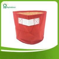 5 Stuks Veel Ronde Pouch Wortel Container Plant Potten 7 Gallon Stof Groeien Zakken Voor planten Tuin Pot