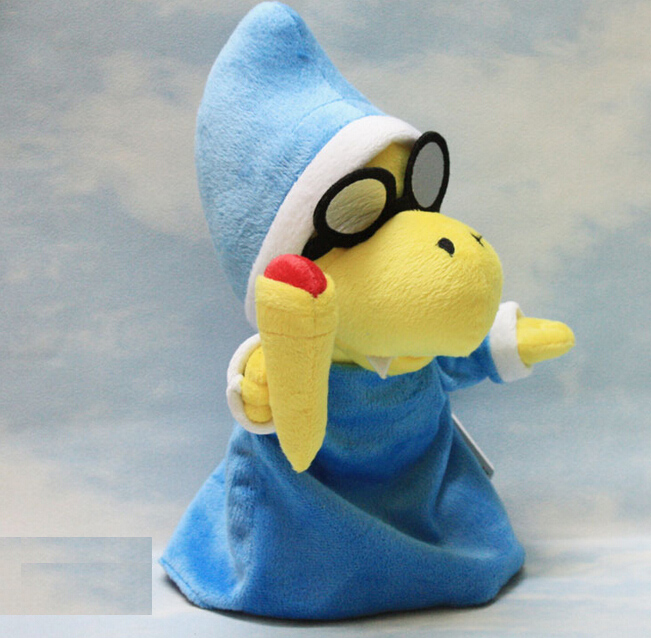 New Super Mario Kamek Magikoopa Wizard Sanei Little Buddy Video Game Plush Doll 11  Anime Brinquedos Baby Dolls Kids Gift-in Movies u0026 TV from Toys u0026 Hobbies ... & New Super Mario Kamek Magikoopa Wizard Sanei Little Buddy Video Game ...