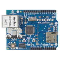 SunFounder Ethernet Shield W5100 For Arduino UNO R3 Mega 2560 1280 A057