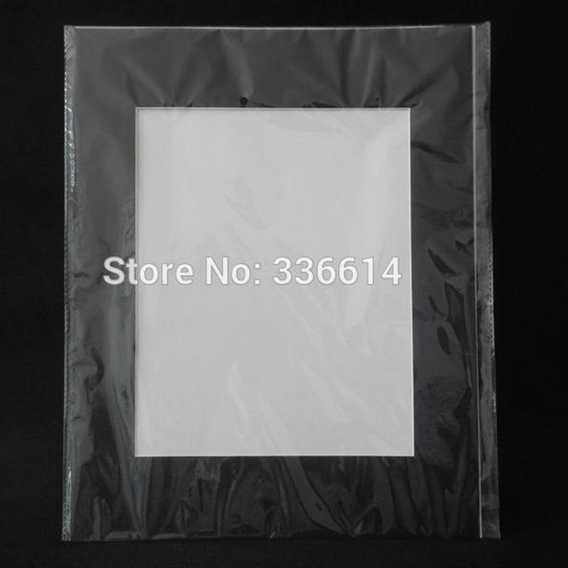 Black Acid Free Cardboard Photo Mats for 8x10\'\' Pictures ...